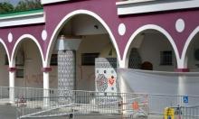 صليب معقوف ورسوم مسيئة على واجهة مسجد في فرنسا