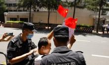 بكين تسيطر على القنصلية الأميركية في شنغدو