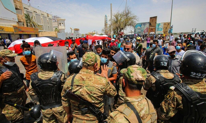 العراق: قتيلان وعشرات الجرحى باحتجاجات الكهرباء وتردي الخدمات