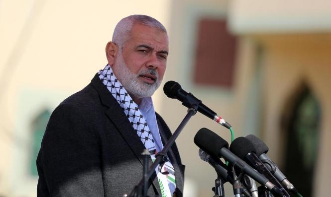 """""""حماس"""" تدين العدوان الإسرائيلي على لبنان وسورية: لهما """"حقّ الرّد"""""""