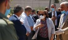 الصحة الفلسطينية: حالة وفاة و481 إصابة كورونا جديدة