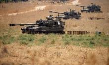 الجيش الإسرائيلي ينشر منظومات نيران متطورة وقوات خاصة على الحدود مع لبنان