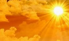 حالة الطقس: أجواء حارة جدا