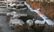 انتهاك حرمة مقبرة العباسية المهجرة قرب يافا