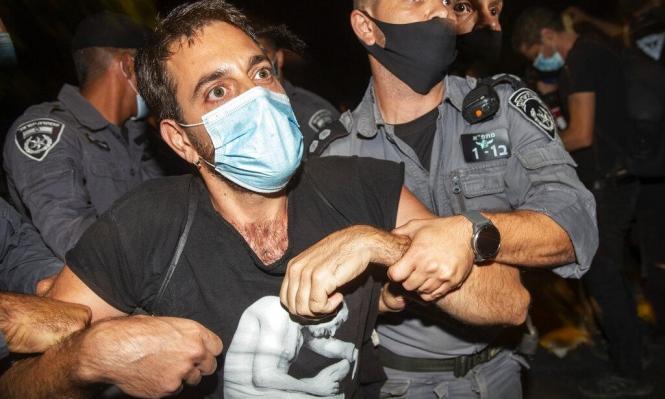 المظاهرات المناهضة لحكومة نتنياهو متواصلة: إغلاق شوارع في تل أبيب