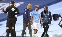 أغويرو يغيب عن مواجهة ريال مدريد