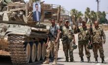 الأناضول: إرسال قوات مصرية إلى سورية دعما للنظام