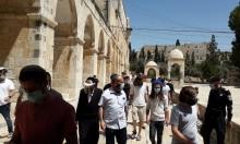 احتجاج أردني رسمي على انتهاكات الاحتلال في الأقصى