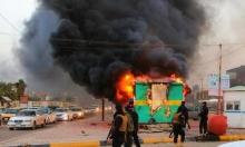 سقوط صاروخين بمحيط مطار بغداد يُرجّح أنهما استهدفا أميركيين