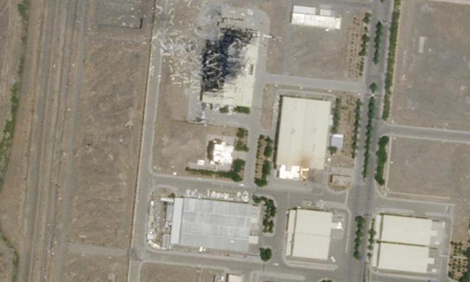 """تفجيرات نطنز: رواية إيران الرسميّة تتقاطع مع """"التسريبات الإسرائيليّة"""""""