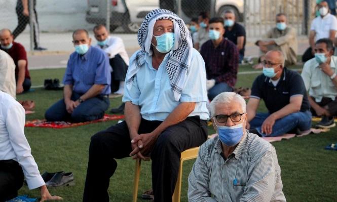 الصحة الفلسطينية: حالة وفاة و394 إصابة جديدة بكورونا