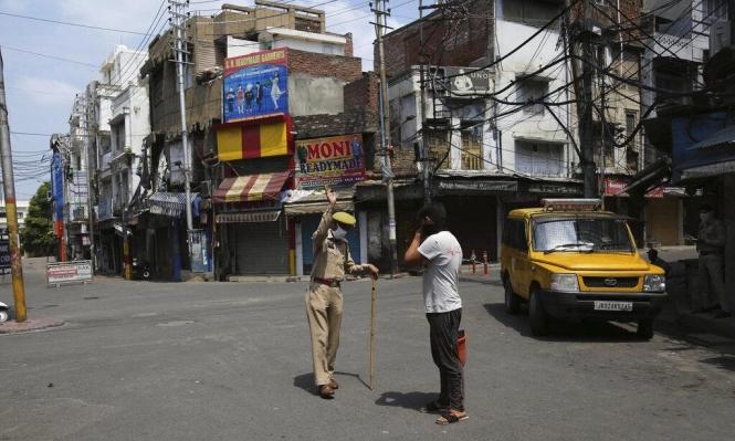 الهند: وفاة 9 أشخاص شربوا معقّم يدين بدلا من الكحول