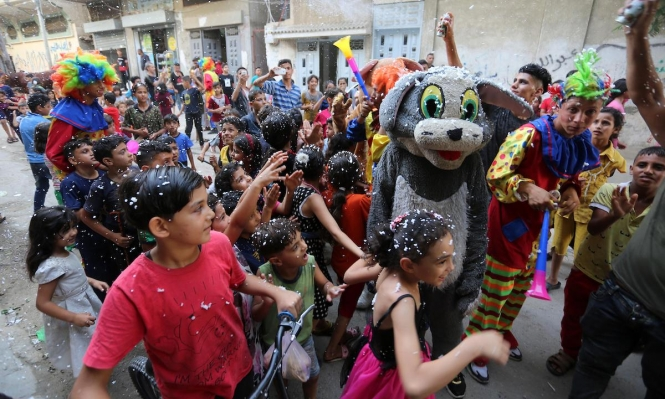 ملامح عيد الأضحى في خان يونس