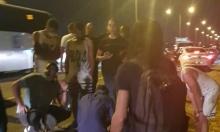إصابة حرجة لطفل من جلجولية بحادث دهس في شارع 6