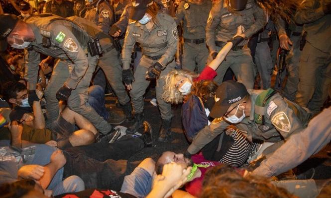 """استمرار الاحتجاجات الإسرائيليّة: """"على نتنياهو أن يقلق"""""""