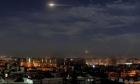 هجمات إسرائيلية على مواقع للنظام في سورية
