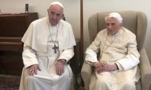 تدهور صحّة بابا الفاتيكان السّابق