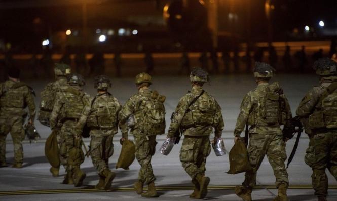 """العراق: استهداف قاعدة عسكرية تضمّ جنودا أميركيين بصاروخي """"كاتيوشا"""""""