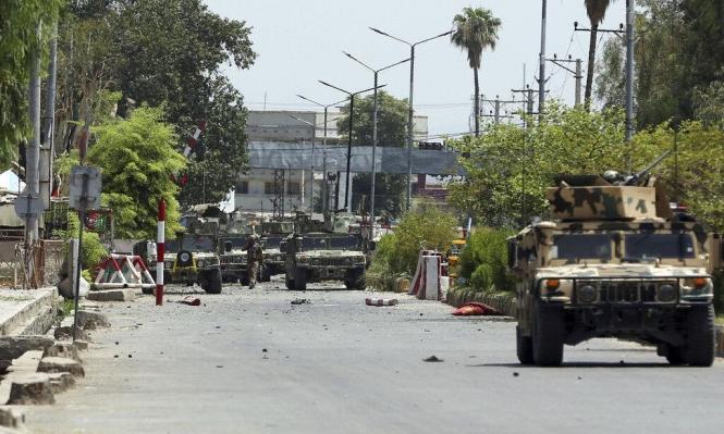"""أفغانستان: عشرات الضحايا والجرحى في هجوم لـ""""داعش"""""""