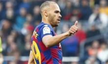 لاعب برشلونة في طريقه إلى البريمييرليغ
