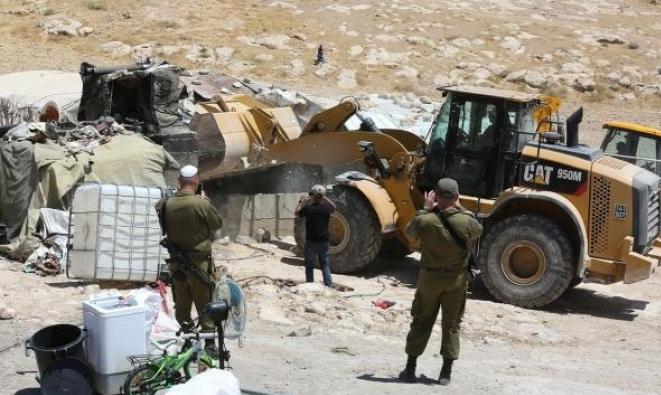 الأمم المتحدة: الاحتلال هدم أو صادر 30 مبنى خلال أسبوعين