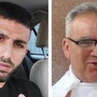 اتهام منير عمر بجريمة قتل الأب وابنه في زيمر