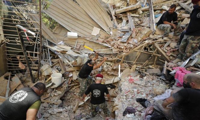 دعوات إلى فتح تحقيق دولي بانفجار بيروت