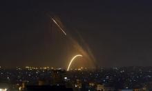 الاحتلال يستهدف موقعاشمال قطاع غزة