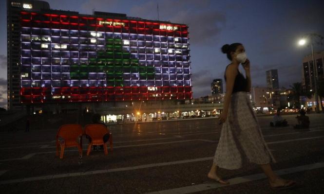 علم لبنان وبلدية تل أبيب: كيف تفاعل الفلسطينيون مع المشهد؟
