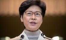 عقوبات أميركيّة على رئيسة الحكومة في هونغ كونغ