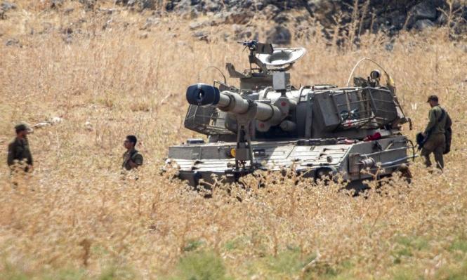 الجيش الإسرائيلي يعلن إسقاط مسيّرة قرب جبل الشيخ