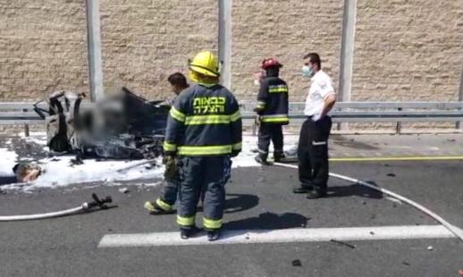 مصرع شخص في حادث طرق قرب نتانيا