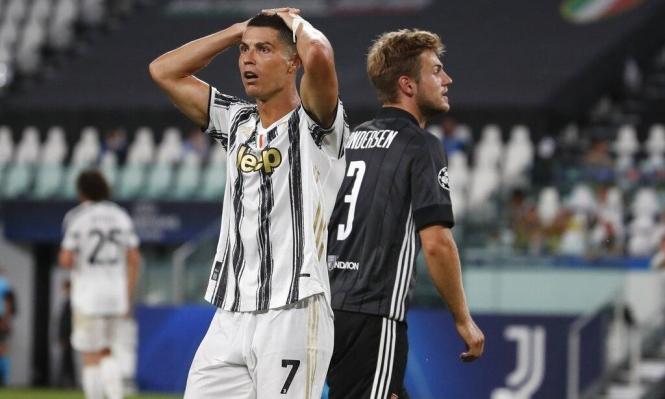 رغم ثنائية كريستيانو: يوفنتوس خارج دوري أبطال أوروبا