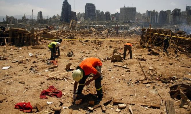 رويترز: فرنسا تعتقد أن انفجار مرفأ بيروت كان حادثا