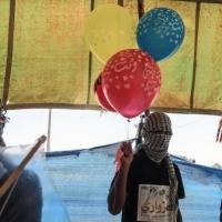تهديدات إسرائيلية: الرد على إطلاق البالونات الحارقة سيكون عنيفا