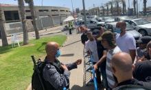 يافا: اعتقال 3 شبان خلال تواجدهم بمحيط مقبرة الإسعاف