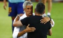 مدرب برشلونة: ننتظر بقية المباريات بنفس الحماس