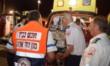 إصابة خطيرة لطفلة من النقب...على جسدها آثار