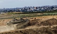غزة: الاحتلال يستهدف نقطتين للمقاومة والجهاد تحذر من رد فلسطيني