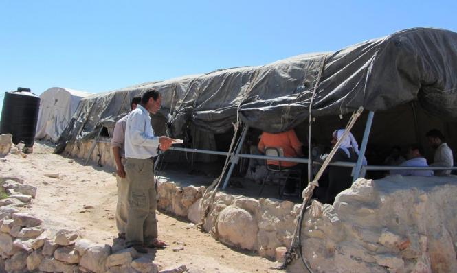 وثائق: الاحتلال يستخدم مناطق إطلاق النار كأداة لترحيل الفلسطينيين