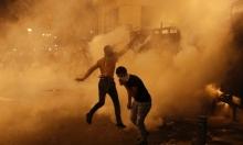 الشباب اللبناني يواصل غضبه
