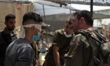 اعتقالات بالضفة وتحرير مخالفات كورونا للمقدسيين