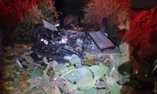 5 إصابات بحادث طرق في يانوح- جث