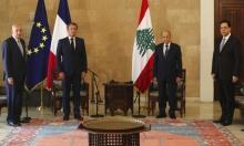 انفجار بيروت: عون وماكرون يتفقان على متابعة مخرجات مؤتمر المانحين