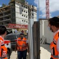 مصرع عامل من الخليل سقط من علو في ورشة بناء بالقدس