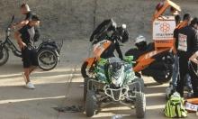 مصرع سائق دراجة نارية سقط عن جسر بحيفا