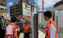 القدس: مصرع عامل سقط من علو في ورشة بناء