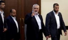 """""""حماس"""": هنية يصل تركيا واحتمال عقد """"لقاءات"""""""