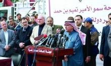 العمادي: عقبات بإدخال المساعدات إلى غزة