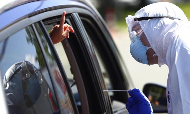 كورونا في البلدات العربية: 3,660 إصابة نشطة